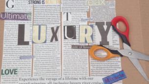 Luxury cutout