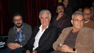 رضا کیانیان ( بازیگر ایرانی) - ابوالحسن داوودی (کارگردان ایرانی)