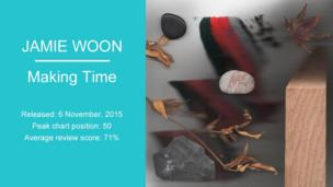 Jamie Woon: Making Time