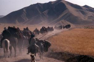 Trek in Afghanistan