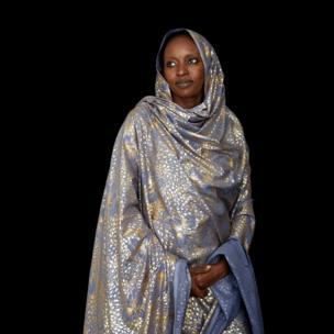 Zilekha Moctar Diphane, deputy director of Women's Rights and Legislation, Chad.