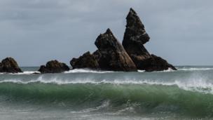 Church Rock, Broad Haven South, Pembrokeshire
