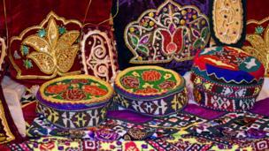 Таджикие головные уборы