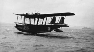 Seaplanes project