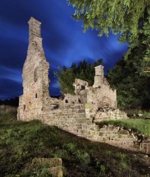 Penyard Castle, Penyard Park, Weston Under Penyard, Herefordshire