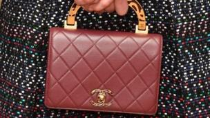 The duchess's Chanel handbag