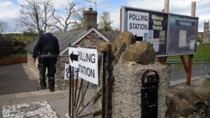 The general election took place amid speculation that the DUP could play a key role in the event of no party winning a majority.