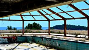Hotel Belvedere in Dubrovnik, Croatia