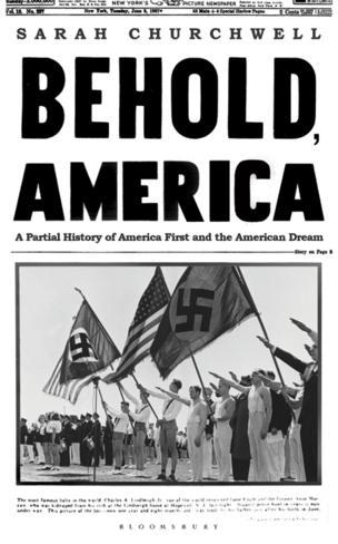 Portada del libro Behold,. America.