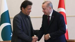 پاکستان، ترکی