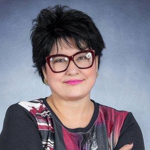 Anna Cherubina Scofano, professora da FGV