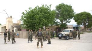 افغانستان/ مزار شریف حملہ