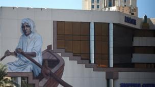 هنر خیابانی در دبی