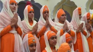 انڈیا، پاکستان، گرونانک، سکھ