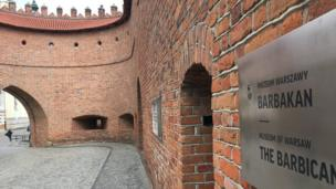 Thành Cổ Warsaw, Ba Lan