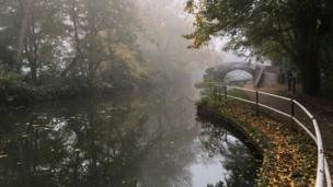 The Oxford Canal