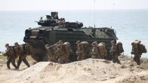 คอบร้าโกลด์ 2018 จัดขึ้นโดยกองทัพไทยและกองบัญชาการประจำภาคพื้นแปซิฟิกของสหรัฐฯ