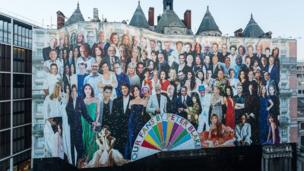 Our Fans by Sir Peter Blake