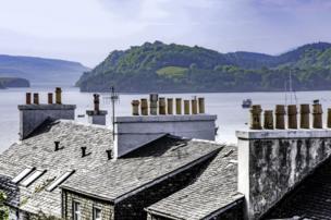 techos de Tobermory