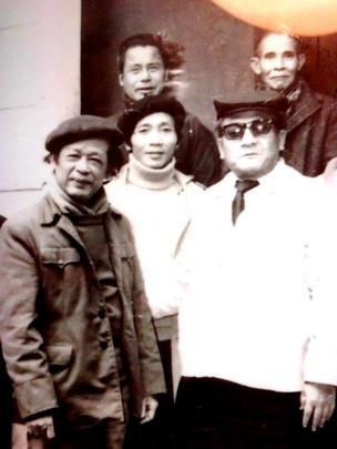Nhà báo Bùi Tín