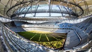 Filin wasa na Volgograd Arena