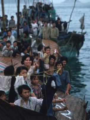 Vietnam, boat people, asylum, refugees