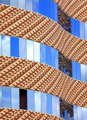 Fachada de un edificio