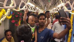 சென்னையின் முதல் சுரங்கப்பாதை மெட்ரோ ரயில் சேவை துவக்கம்