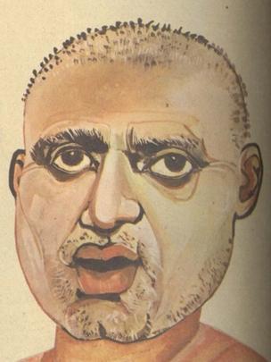 আসাদ: ষাট বছর বয়সের কাল্পনিক ছবি