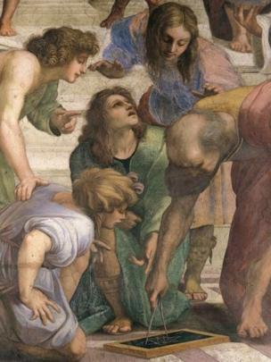 Arquímedes o Euclides