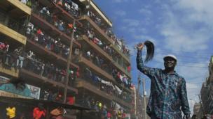 Agost 13,2017: Raila Odinga, aliwashwafuasi wake kususia kazi kama njia ya kupinga matokeo ya uchaguzi uliofanyika