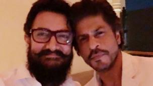 शाहरुख खान, आमिर खान