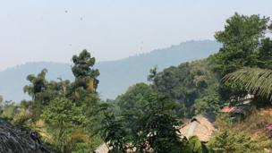 Bản Hmong ở Doi Pui có gì lạ