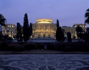 Museu Paulista, mais conhecido como Museu do Ipiranga
