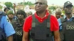 Oludije fẹgbẹ PDP wọ ayẹta