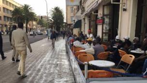 Manneen kaaffee magaalaa Asmaraa argaman