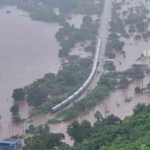 मुंबई बारिश