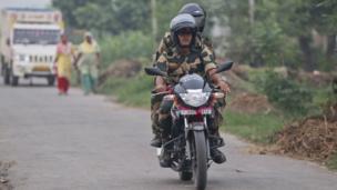 انڈیا سکیورٹی فورسز