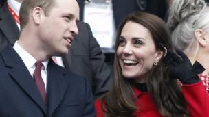 剑桥公爵夫妇