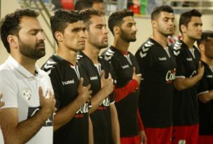 تیم ملی فوتبال افغانستان در دیداری تدارکاتی مقابل تیم فوتبال سنگاپور به برتری دست یافت