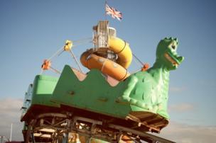A rollercoaster ride