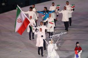 ઇરાનની ટીમ