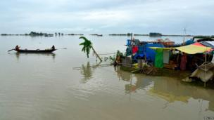 असम बाढ़