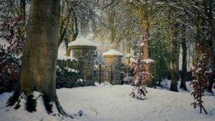 Rowallane in County Down, by Nuala Devlin