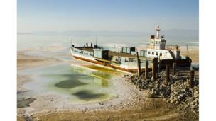 Salt Lake Urmi, Iran