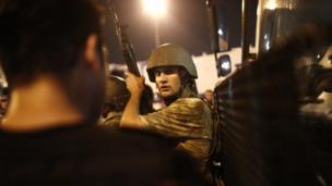 Taksim'de
