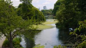 Công viên St James' Park
