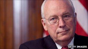 Dick Cheney. File photo