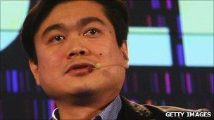 Joi Ito at the Digital Life Design conference