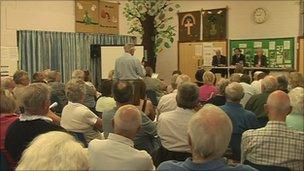 Hawkhurst meeting over proposed care home closure